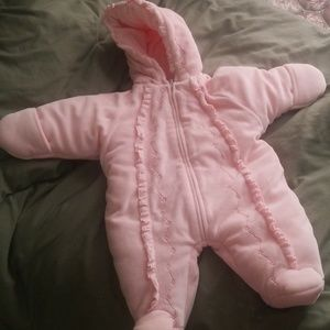 Mini wear snowsuit baby infant
